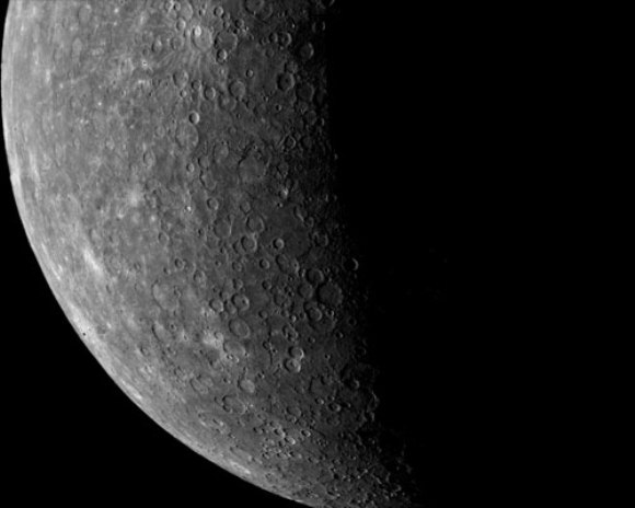 How Did Mercury Get its Name