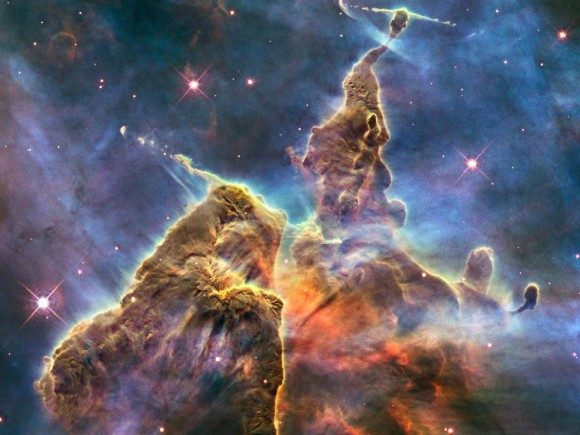 Carina Nebula Wallpaper