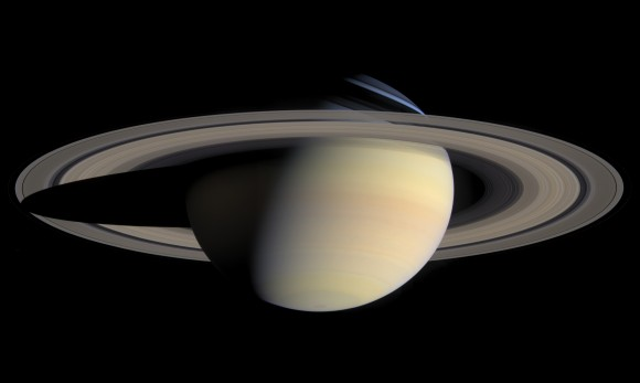 Circumference of Saturn