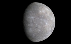 Special Features of Mercury