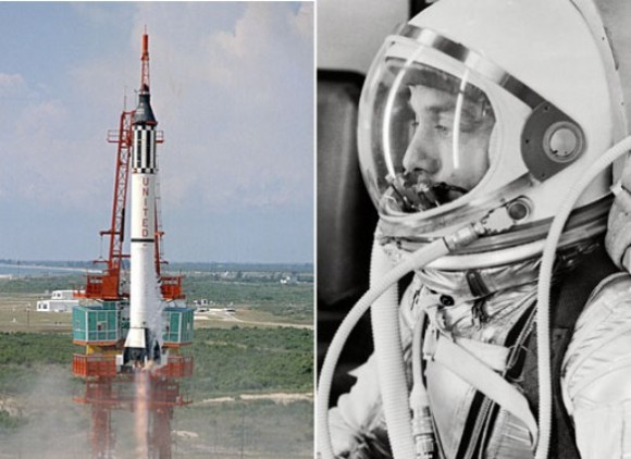 Alan Shepard - First American in Space