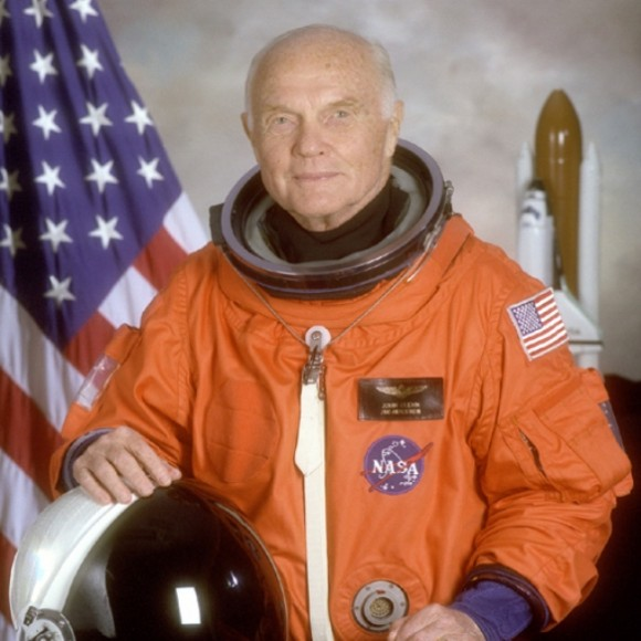 Astronaut U.S. Senator John Glenn
