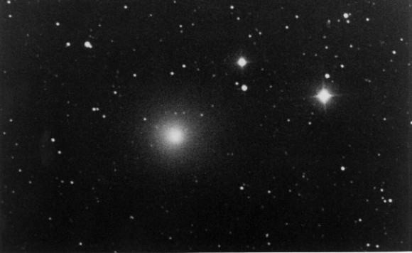 Comet Halley
