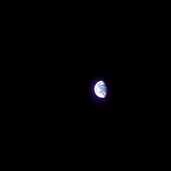 Earth from Apollo 8