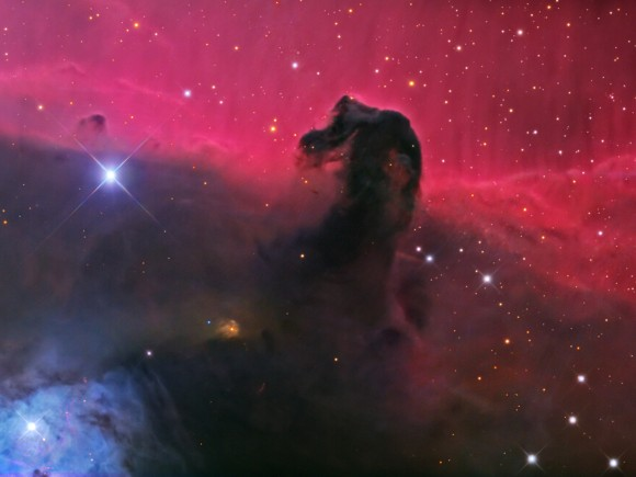 Horsehead Nebula at the Orion Credit &amp; Copyright Adam Block, Mt. Lemmon SkyCenter, U. Arizona