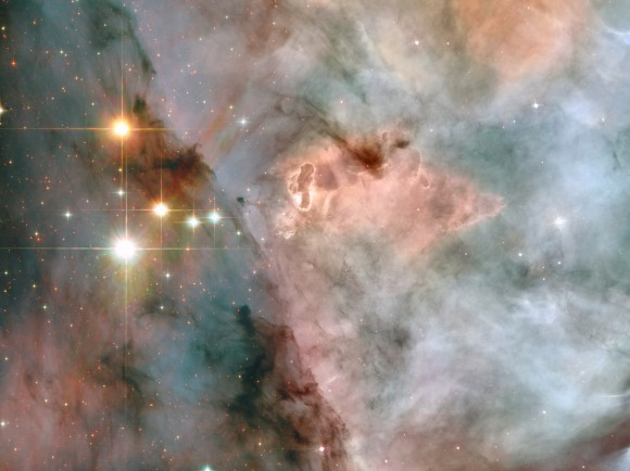 Massive Stars Resolved in the Carina Nebula