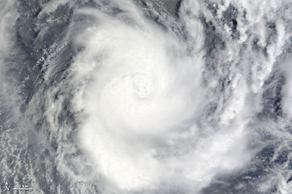 Tropical Cyclone Pat