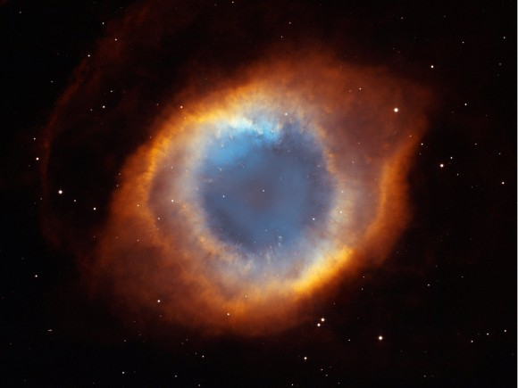 NGC 7293 or The Helix Nebula