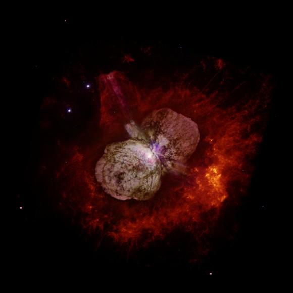 Eta Carinae Image: HST