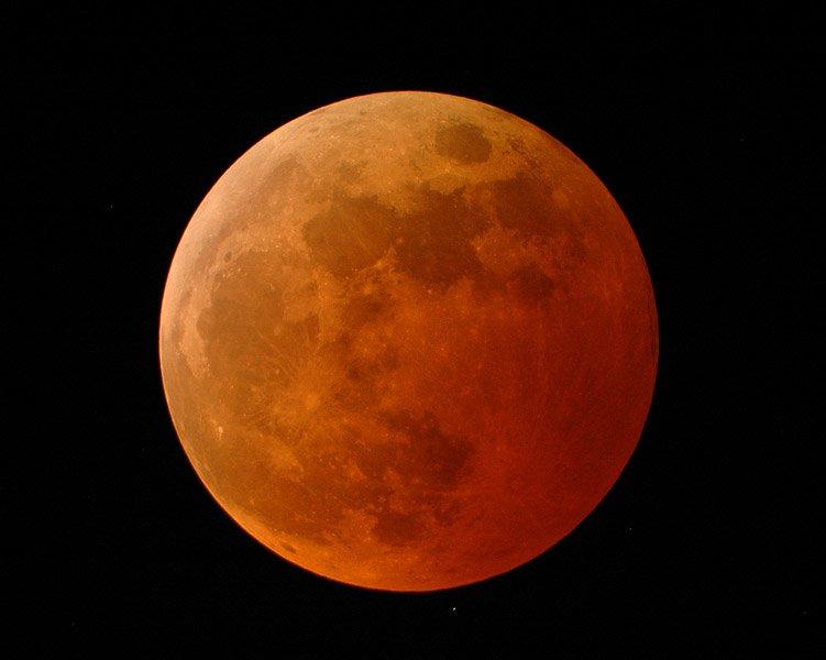 Total Lunar Eclipse – December 21, 2010