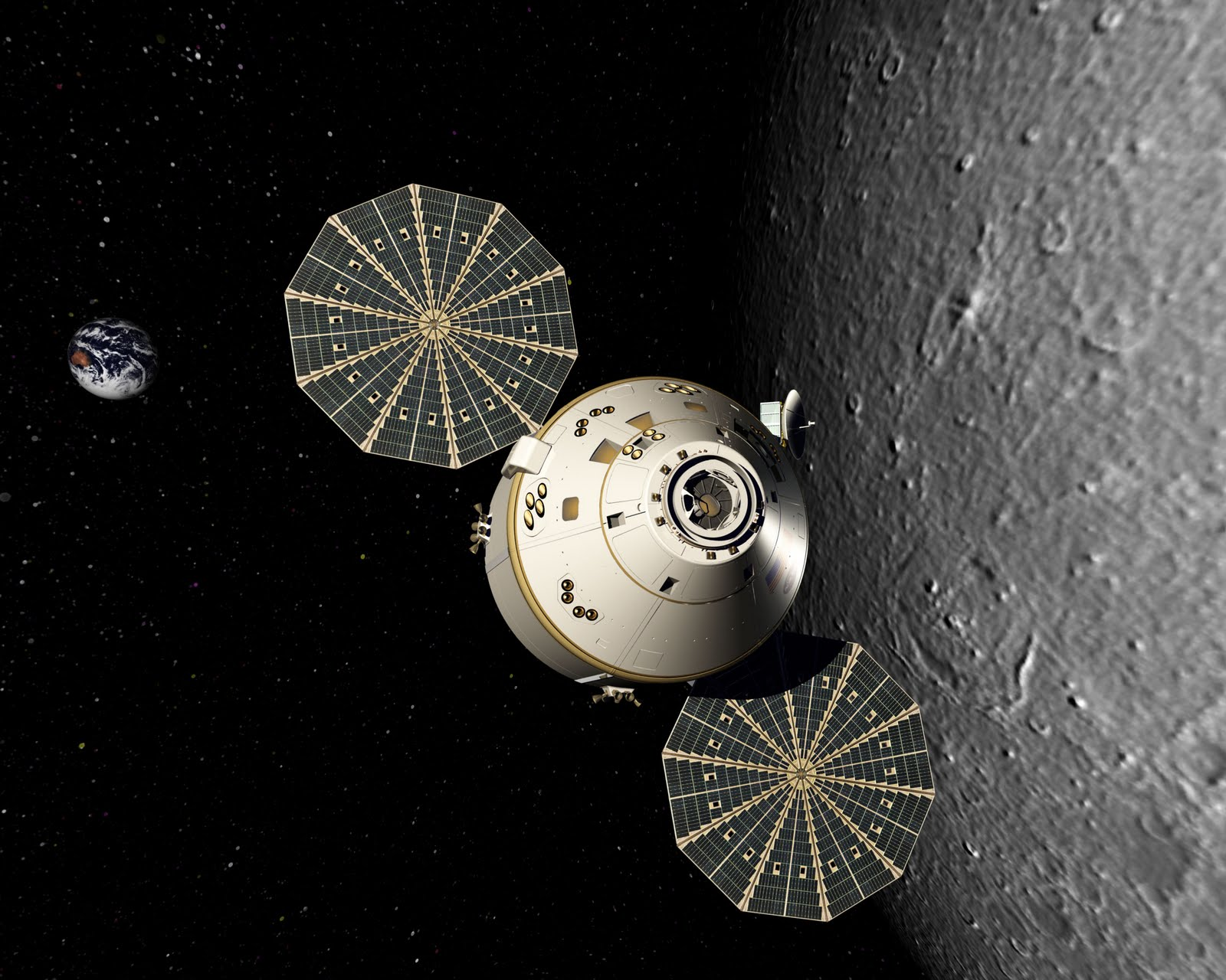 orion spacecraft - photo #10