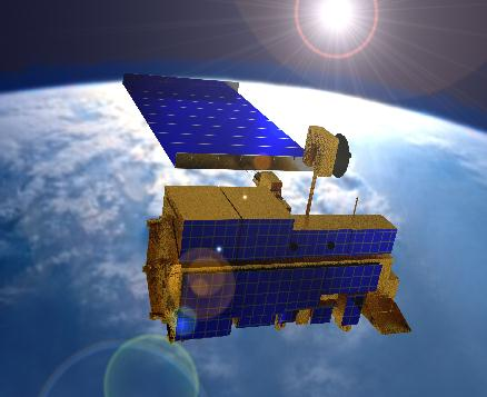 Terra Satellite