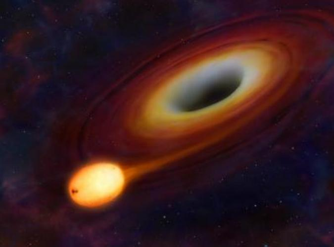 energy from a black hole - photo #1