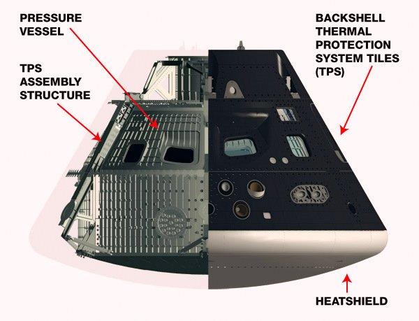 orion spacecraft cutaway - photo #10