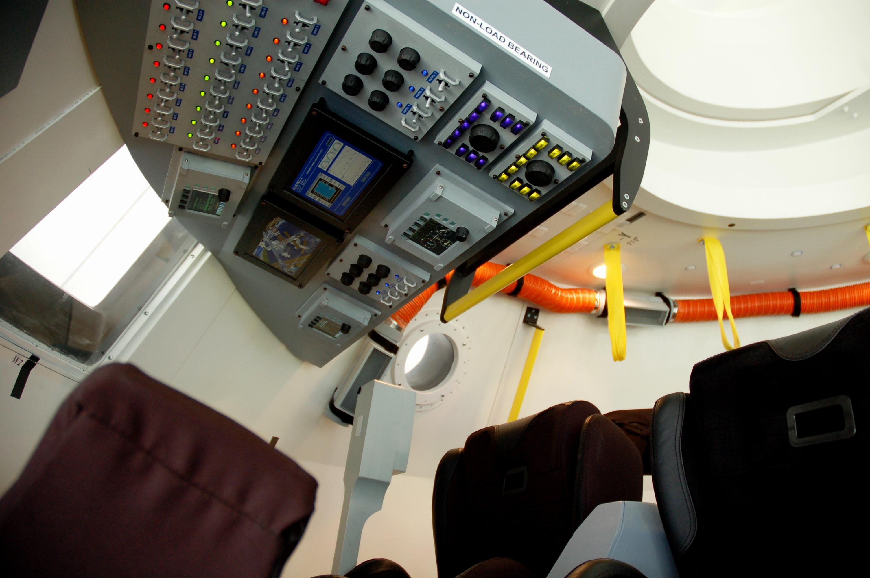 boeing spacecraft cockpits - photo #18