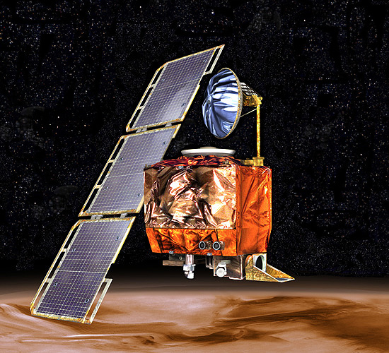 Mars Climate Orbiter