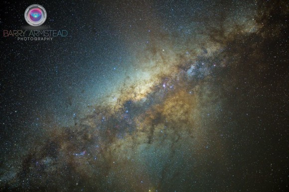 Astrophoto: Milky Way by Barry Armstead