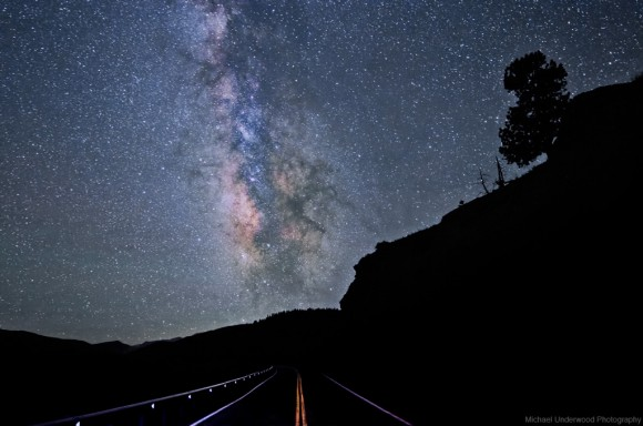 Astrophoto: Colorado Milky Way by Michael Underwood