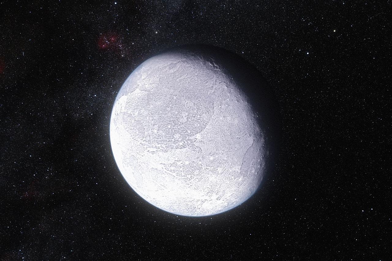 pluto planet size - photo #12