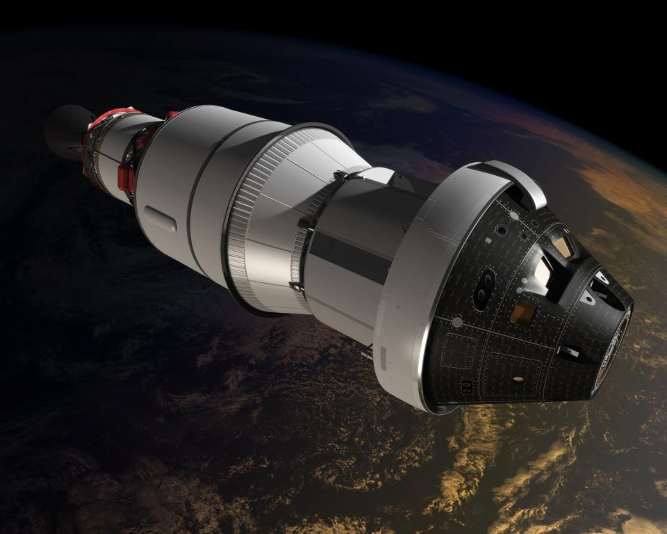 orion spacecraft - photo #18