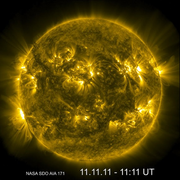 The Sun captured by NASA&#039;s Solar Dynamics Observatory Spacecraft. 