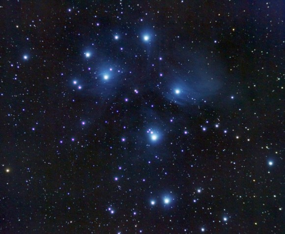 Pleiades by Jamie Ball