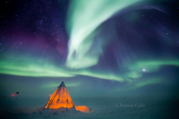 Astrophoto: Aurora Austalis by Patrick Cullis