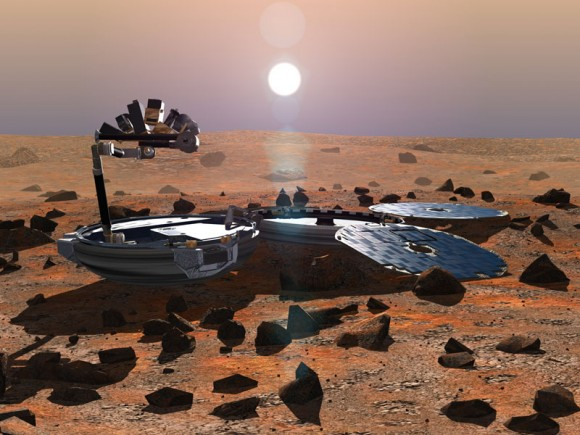 Beagle 2 Lander
