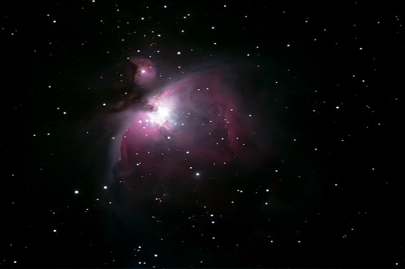 Orion Nebula by Kevin Jung