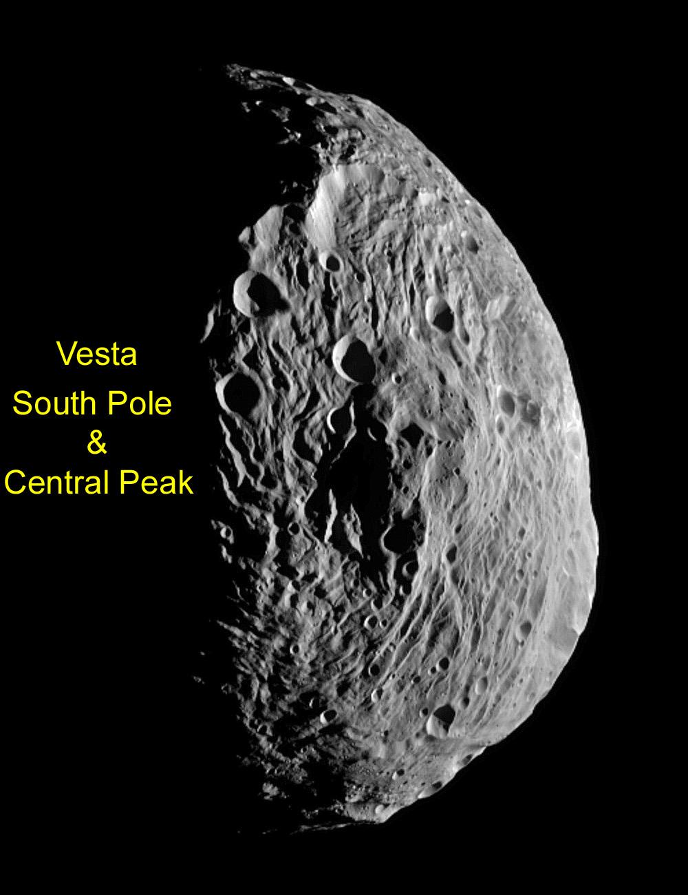 Dawn swoops to lowest orbit around Vesta – Unveiling ...