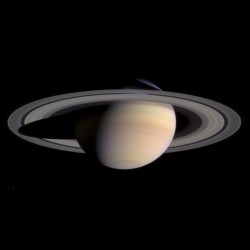 Saturn. NASA/JPL/Caltech