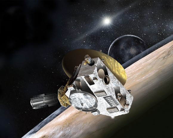 New Horizons Enters 'Pluto-Space!' To Celebrate, Here Are Pictures Of The Dwarf Planet