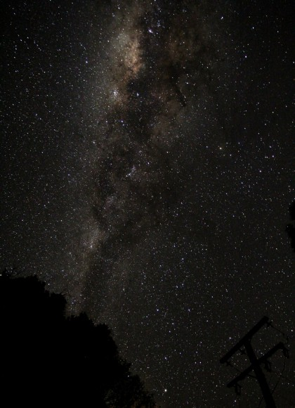 Astrophoto: Springbrook Skies by Rick Wainwright