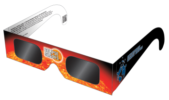 Folding Eclipse Glasses