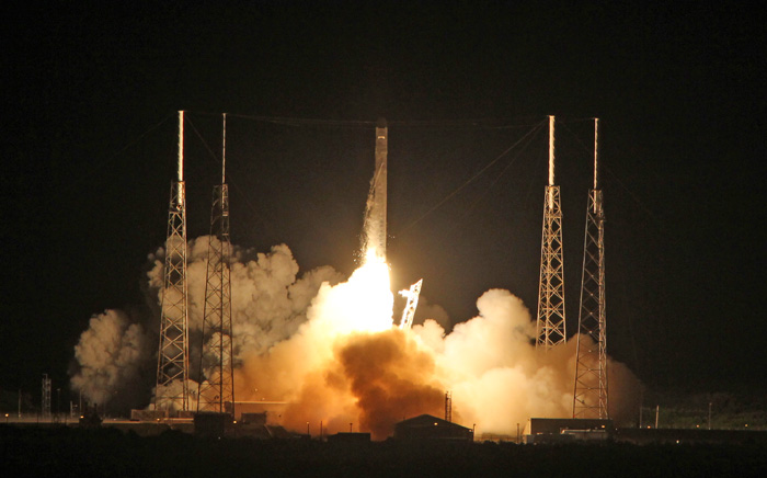 Spectacular SpaceX Launch Opens Historic New Era in ...