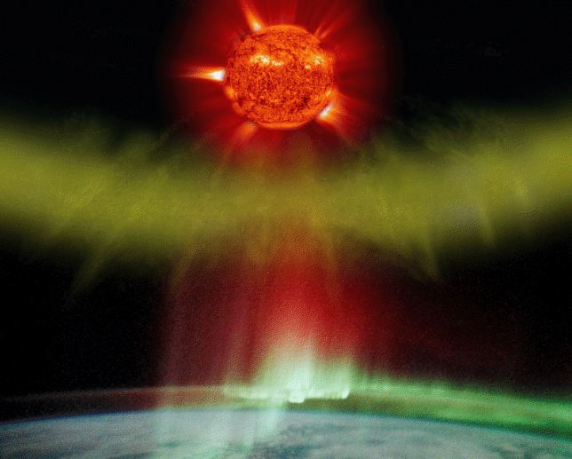 supernova near the sun - photo #39