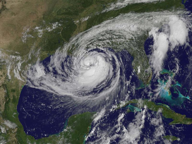 Satellites Keep Track of Hurricane Isaac