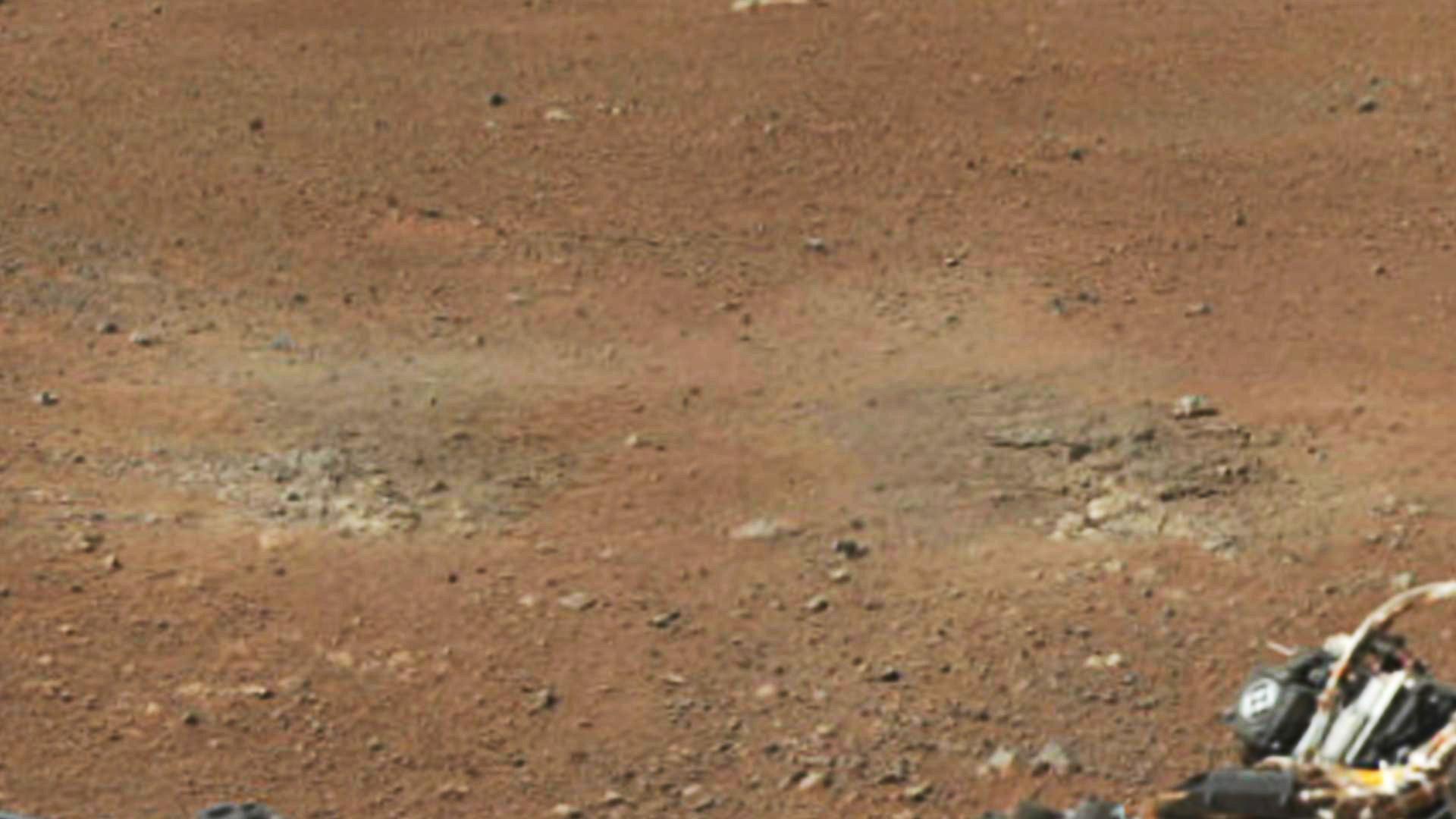 mars surface curiosity panorama - photo #14