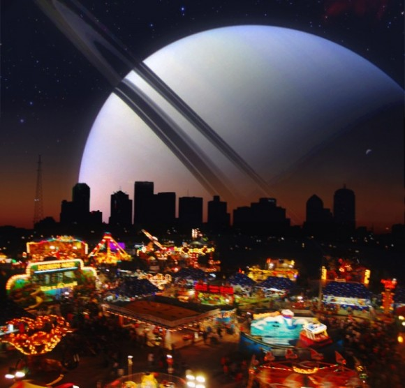 Carnival of Space. Image by Jason Major.