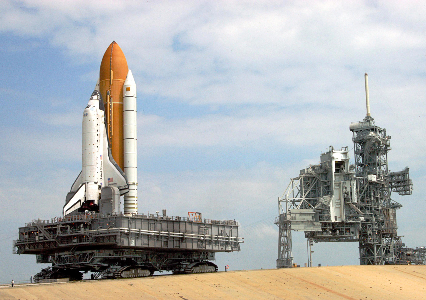 NASA's Colossal Crawler Gets Souped-Up for SLS