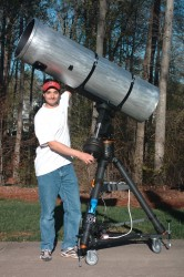 "Mike's 14"" telescope"