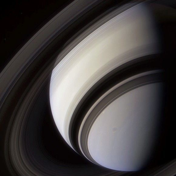 Saturn. Image Credit: NASA/JPL/SSI