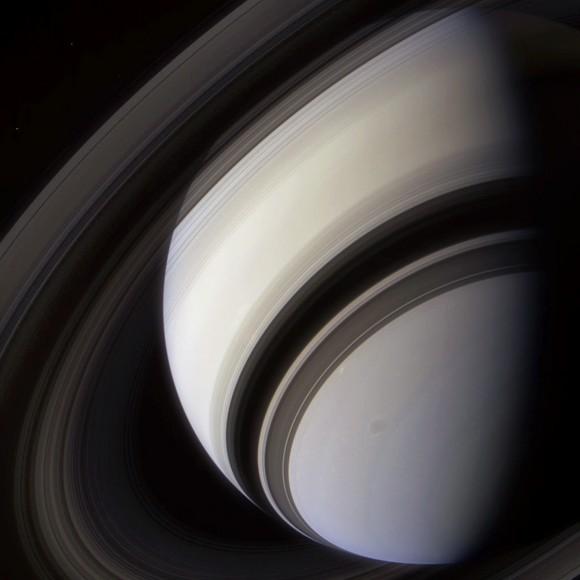 Saturn. Image Credit: NASA/JPL/SSI