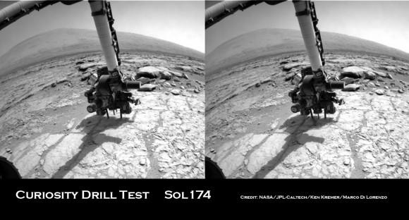 Curiosity Sol 174_haz1_Ken Kremer