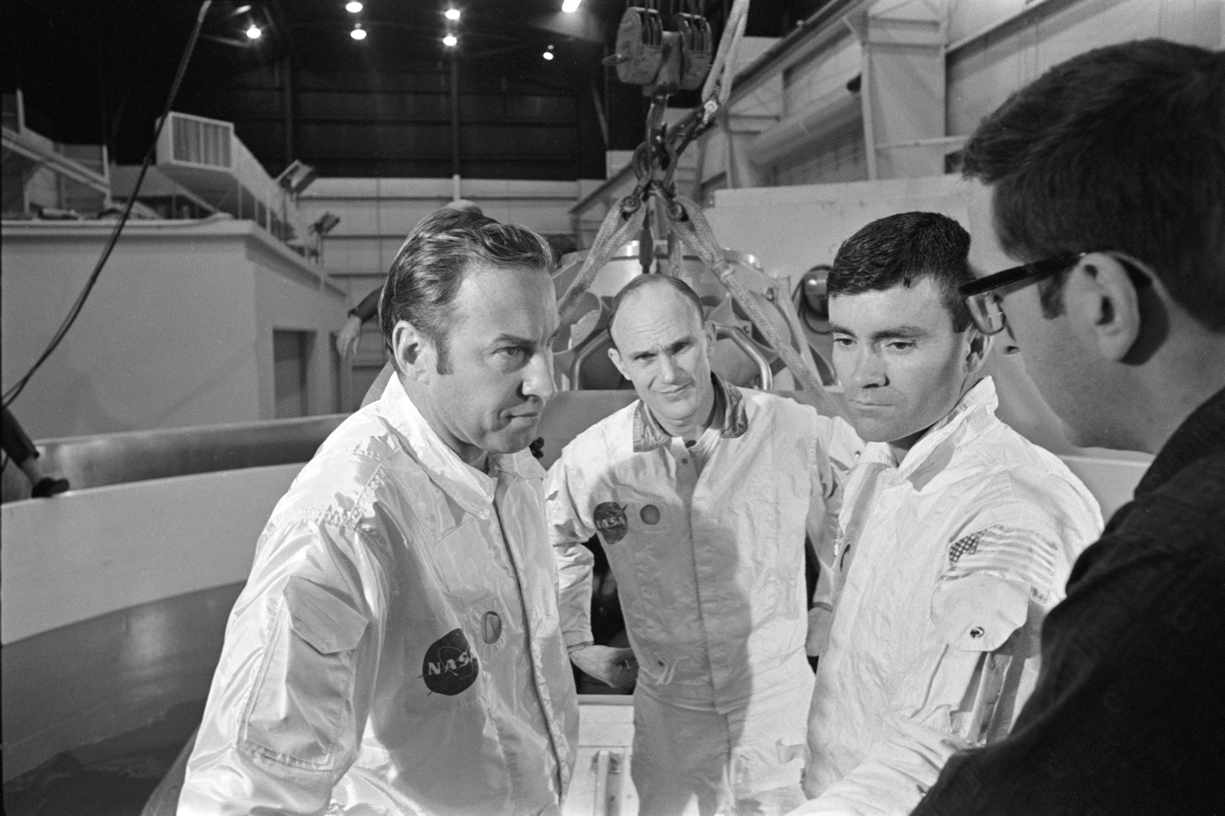 Ken Mattingly Explains How the Apollo 13 Movie Differed ...