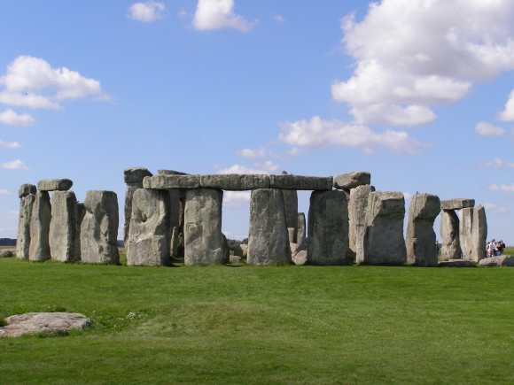 Stonehenge. Credit: Wikimedia Commons