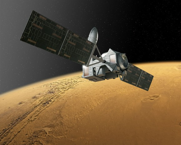 Final Construction Starts for Europe's 2016 Methane Sniffing Mars Mission
