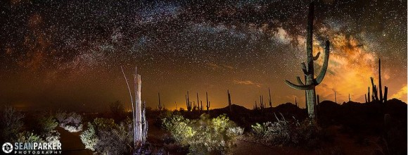 Astrophotos: The Galactic Desert
