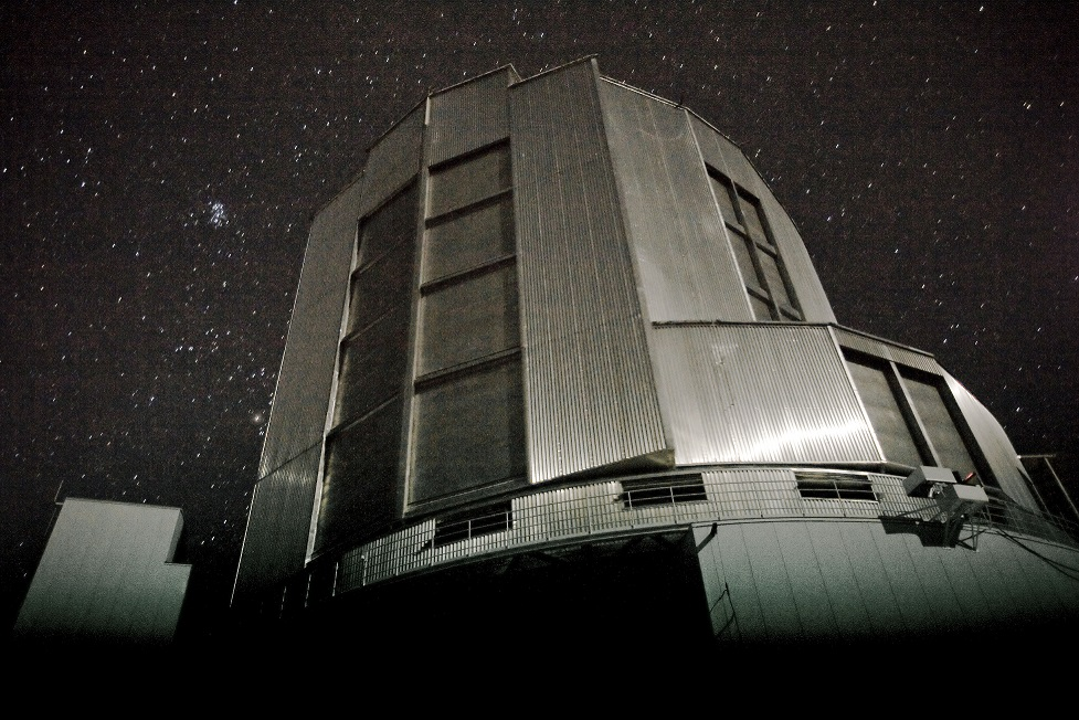 The Subaru Telescope. Credit: National Astronomical Observatory of Japan