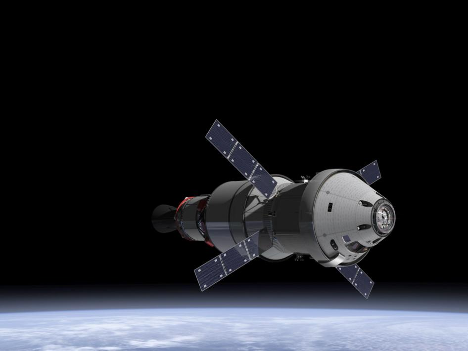 nasa orion spacecraft 2017 - photo #10